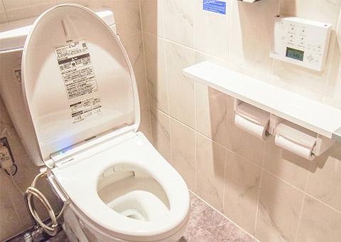 トイレのつまり・水漏れ修理