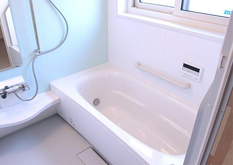 お風呂のつまり・水漏れ修理